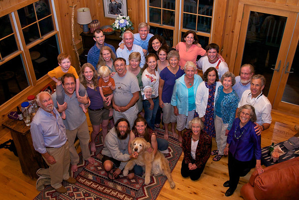 Jim Barker's Family
