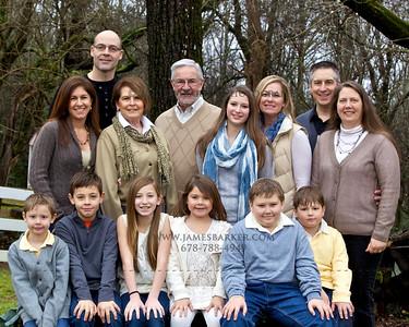 Lindabury Family