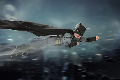 Batman Flying copy
