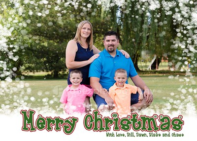 Smith Christmas Card 2