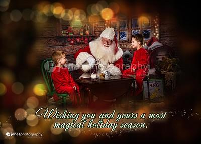 Smith Christmas Card