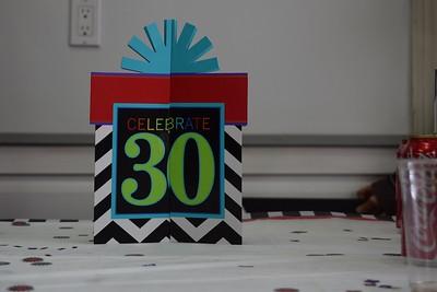 Fête à Sabrina 30 ans