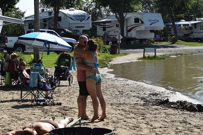 Camping Oasis Aout 2016