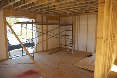 Construction maison Yvon & Sabrina