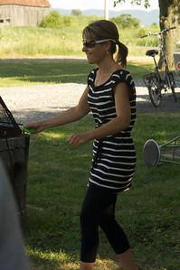 Fête à Olivier, party des Pitres 23 Juin, 2012