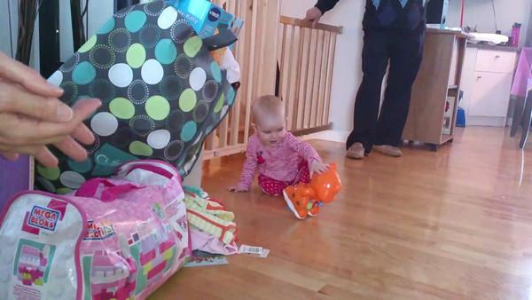 1er anniversaire d'Anabelle