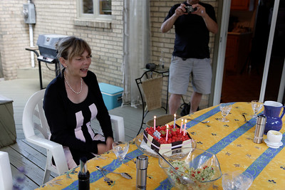 anniversaire de Odette