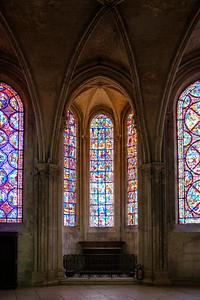 Autre détail de la cathédrale de Bourges
