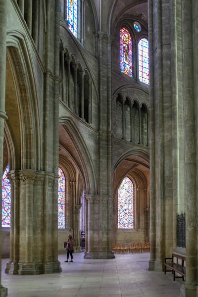 Détail de la cathédrale de Bourges