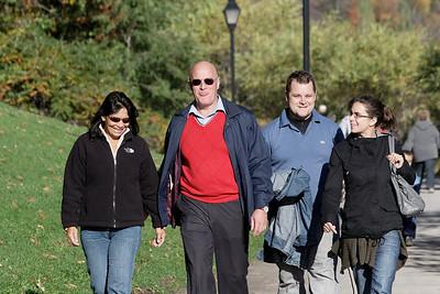 Joelle et famille de Patrick à Québec