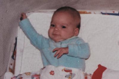 Maude bébé