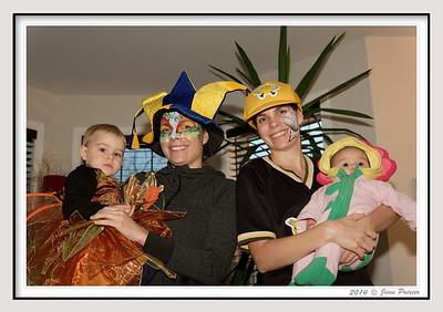 Halloween 2014 chez Manuelle et Martin