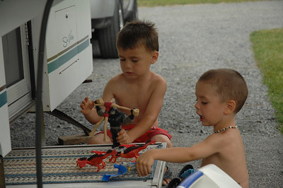 Camping D Youville 2010