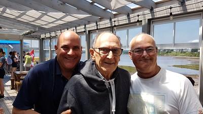 Day trip PEI Jean-Marc et Dad