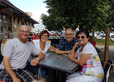 New Brunswick day trips with dad 2018