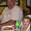 Eating with PaPa