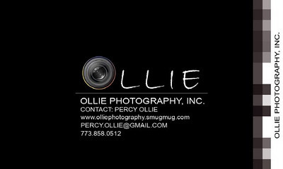 Ollie Photography Inc's Business Card-1