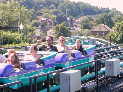 2009-07-27 Kennywood