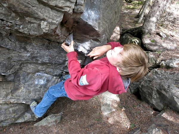 Climbing Spring 2014