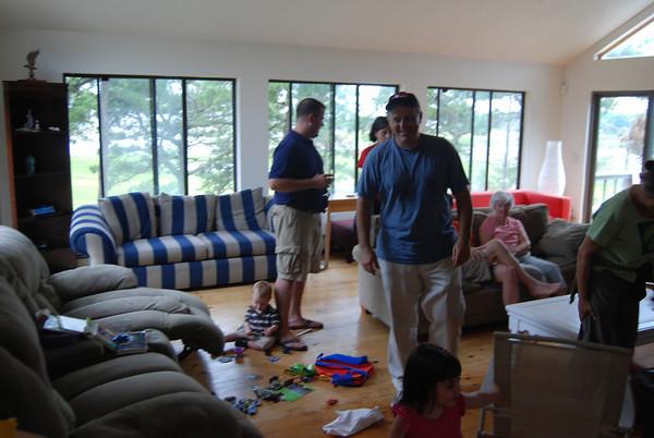 Moynihan Family Visits