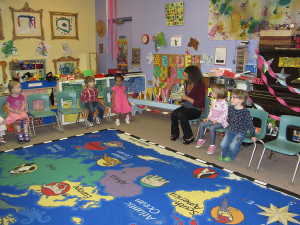 Esther's Preschool Party