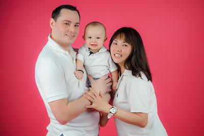 Greg + Amanda Family