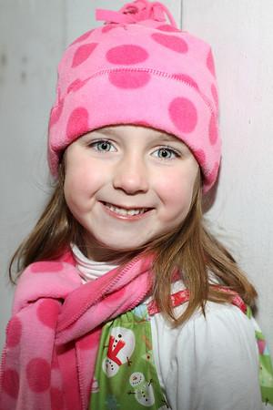 Harper Lewis: Christmas 2010