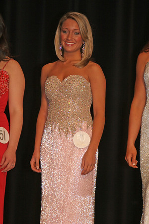 Jordan's Senior Pageant '10
