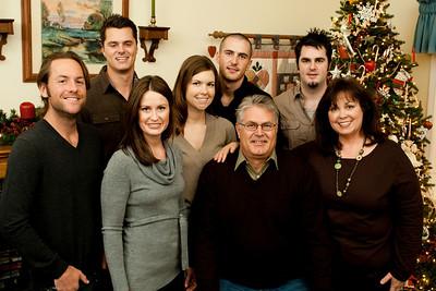 Lomheim Family Portraits 2009