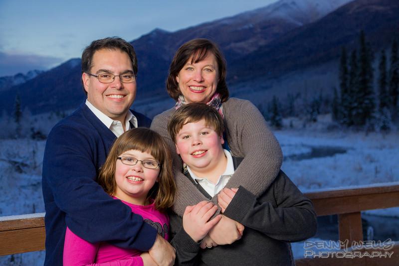 Loudon<br /> Loudon Family