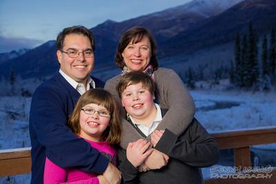 Loudon Loudon Family