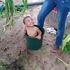 A bath at Catembe