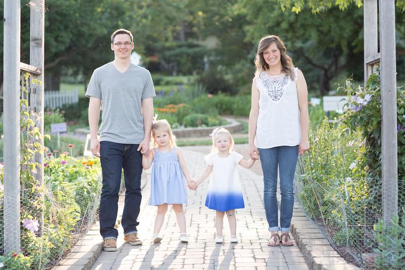 Oberg Family