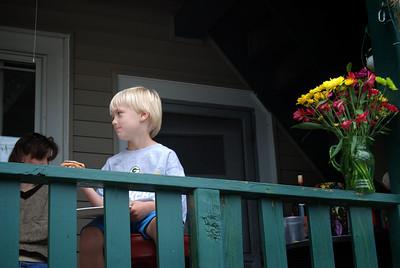 Rick's Birthday, 2009