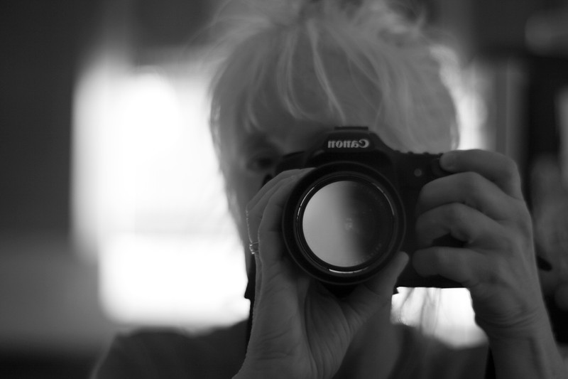 New 85 mm lens