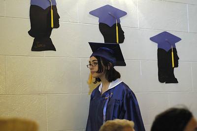 Zoe's 8th Grade Graduation