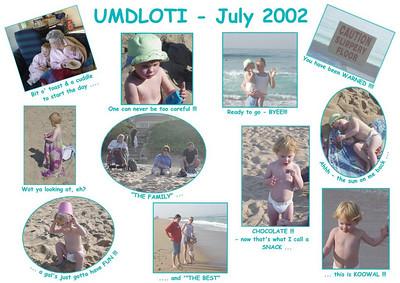 Umdloti - July 2002