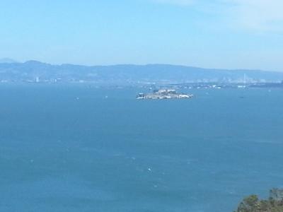2015 August -  Golden Gate Bridge & Alcatraz