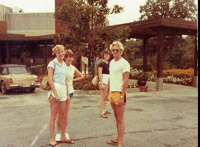 Beth to ISU Fall 1982