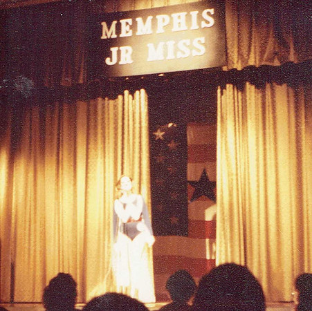 Jr. Miss Pageant Nov 1981