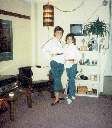 Jr. Year @ UT 1984-1985