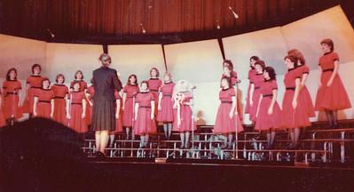 Kappa Kappa Gamma All Sing Feb 1984