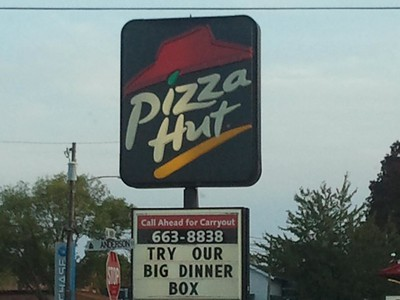 1st Fast Food Restaurant!