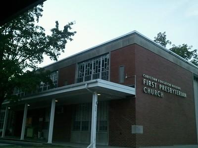 Where We Went for Nursery School