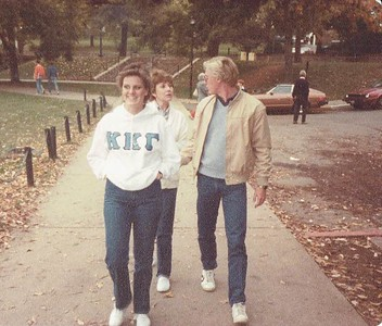1983 Fall Daivd UVA