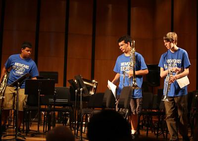 Braden Memphis Music Camp Concert 6/21/2013
