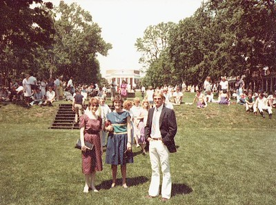 UVA Graduation May 1984