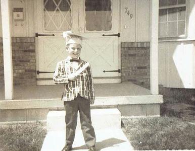 1967 ish Childhood Black & Whites