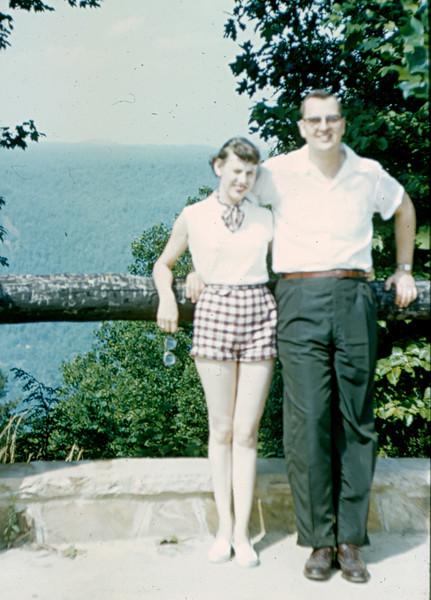 Grandview State Park, W. Va., 5/1957