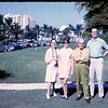 12/1970 - Bahamas with Grandpa and Grandma. Mrs. Flood was the infamous babysitter and terrible cook looking after the kids while we were gone.  Cooking was so bad David was sneaking into the bathroom to flush it down the toilet! They were glad to see us when we got home.;